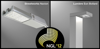 Cooper Products Recognized In Next Generation Luminaires