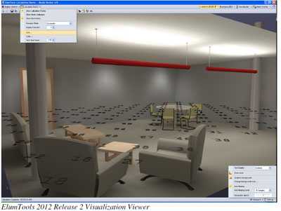 Lighting analysts inc releases elumtools release with